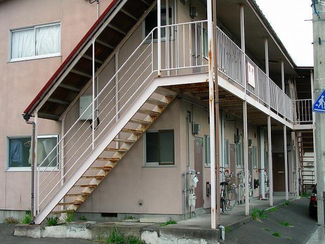 仙台市泉区山の寺2丁目 1K アパート