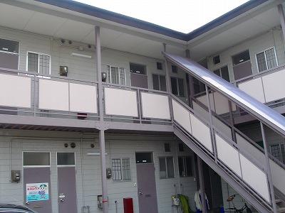 仙台市泉区将監 1K 賃貸アパート